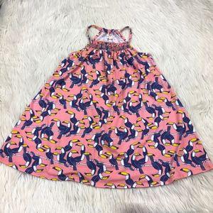 Tucker + Tate Toucan Bird A-Line Dress